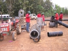 Ahafo Overland Piping