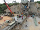 Edikan Low Profile Feeder, Crusher modification and Transfer station_1